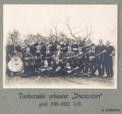 Tamburaški orkestar Drenove