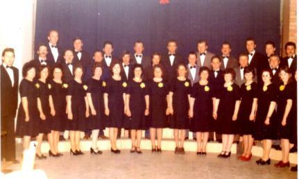 Pjevačko društvo Drenova